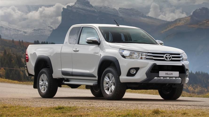 La gamme du Toyota Hilux s'étoffe avec une nouvelle finition Légende Sport