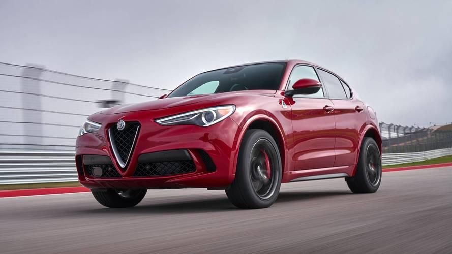 2018 Alfa Romeo Stelvio Quadrifoglio First Drive: SUV Excitement
