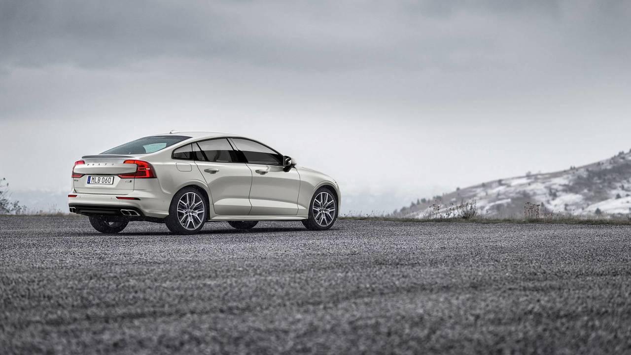 Volvo S60 2018 - Projeção
