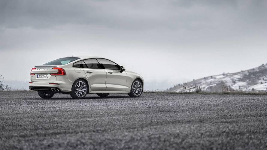 2018 Volvo S60 renderképek