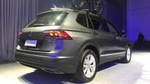 Volkswagen Tiguan - Apresentação no Brasil