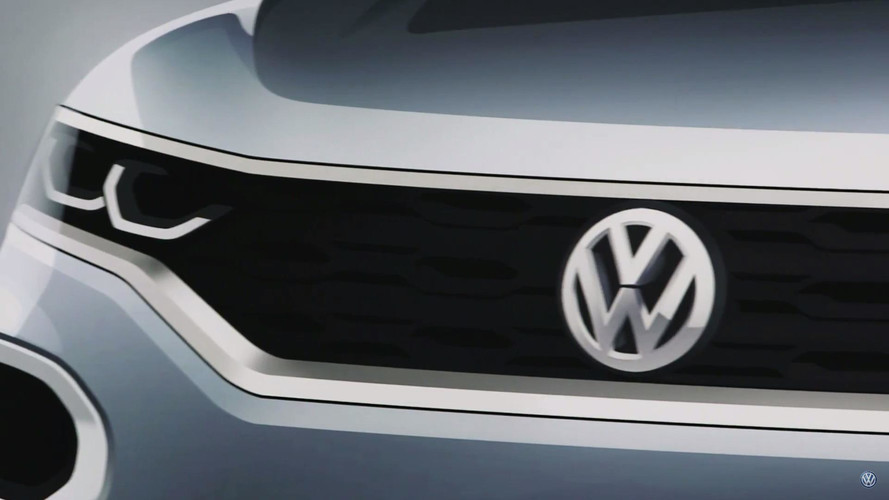 Teaser - Le VW T-Roc présenté à la fin du mois