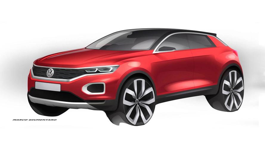 Volkswagen T-Roc yeni teaser ile geldi