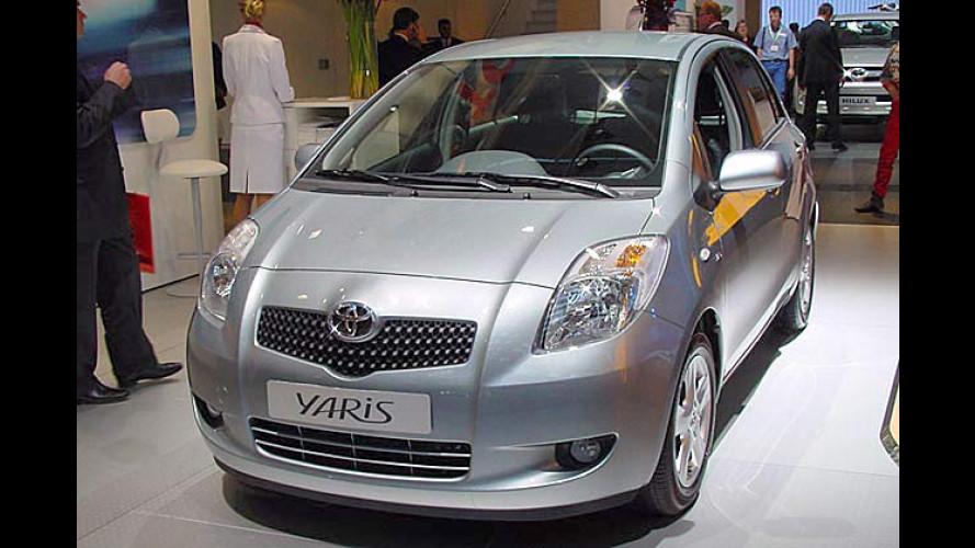 Neuer Toyota Yaris: Deutlich länger und besseres Sitzsystem