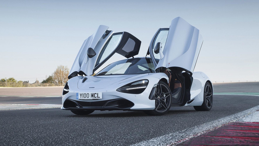 Want A New McLaren 720S? You Might Have To Wait Until 2019