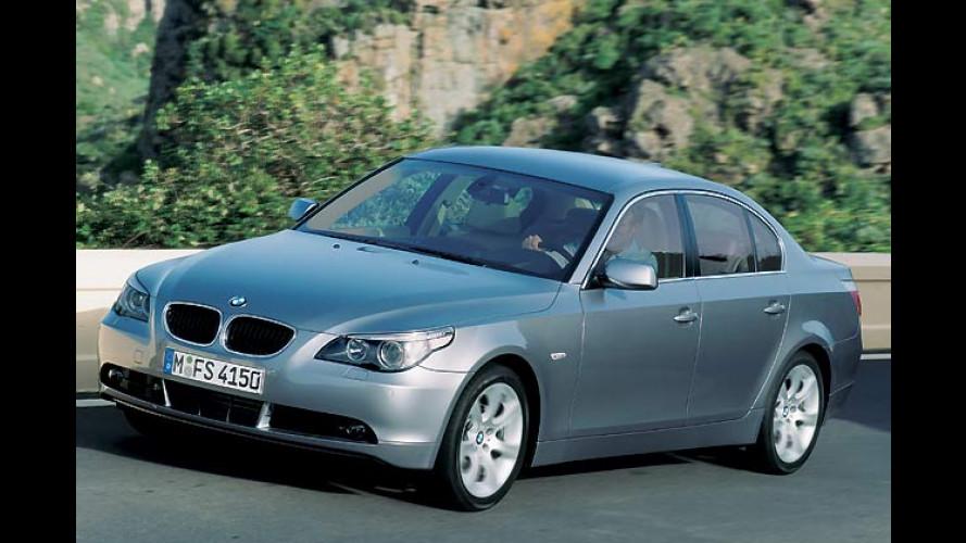 BMW 5er: Drei neue Sechszylinder und zwei Allradvarianten