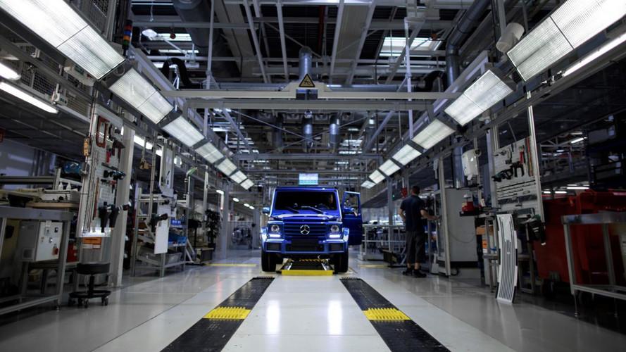 Elkészült a 300 ezredik Mercedes-Benz G-osztály