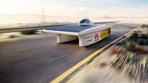 Porsche véhicule solaire