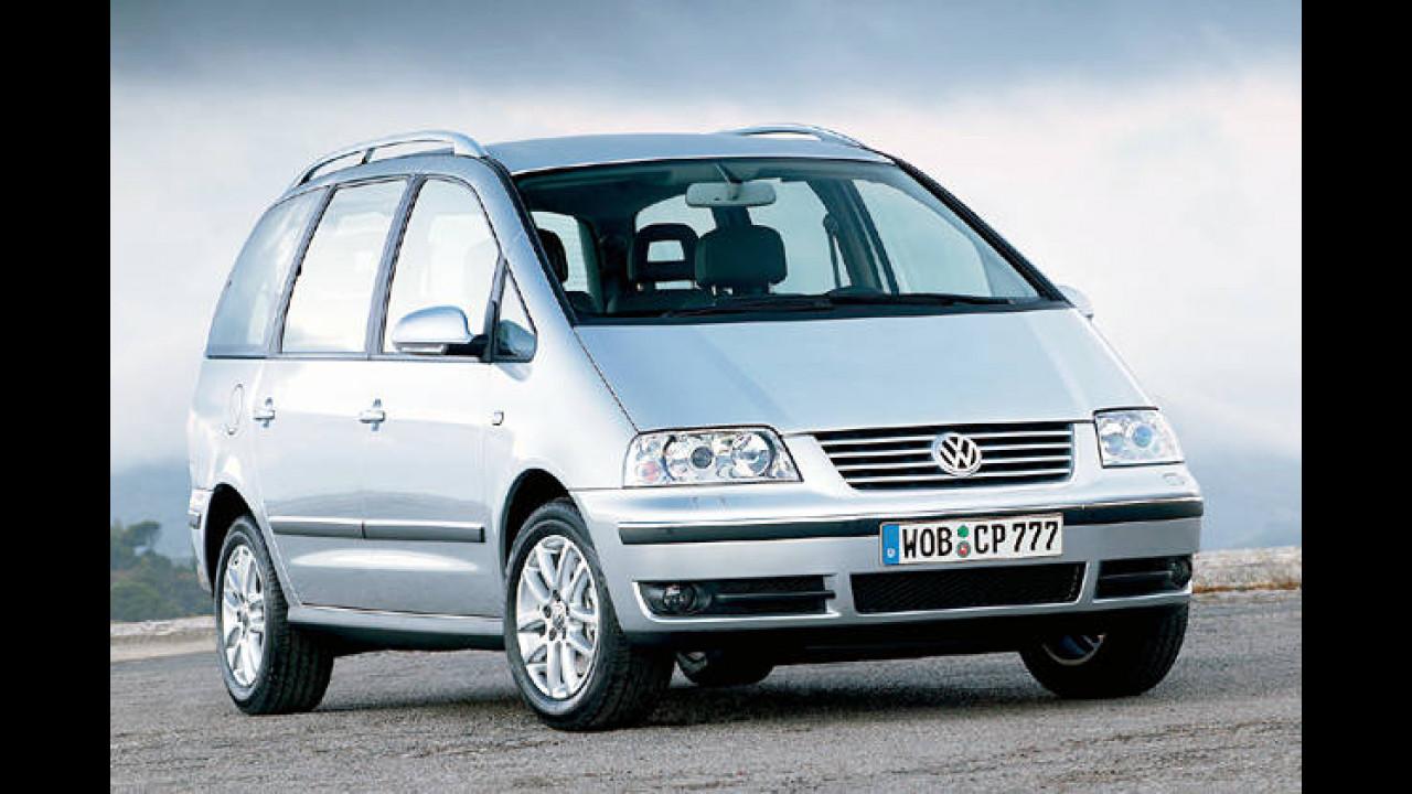 VW Sharan 2.0 LPG Trendline (Autogas)