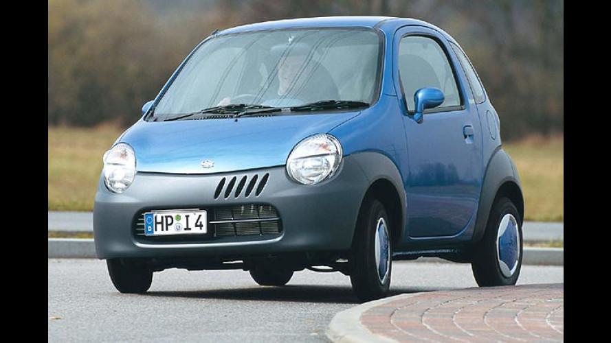 Suzuki Twin: Sparsamer Japan-Smart mit Hybrid-Antrieb