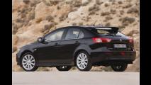 Neuer Rallye-Mitsubishi