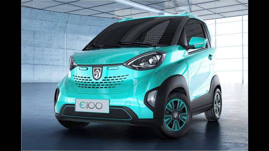 Baojun E100: Spar-Stromer mit GM-Hilfe