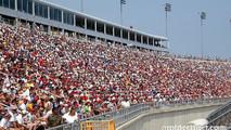 IndyCar Kentucky 2003 Kentucky Speedway Crowd