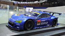 Super GT Subaru BRZ at 2011 Tokyo Motor Show