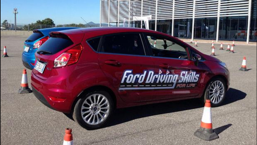 Ford, oltre 600 ragazzi al Driving Skills For Life