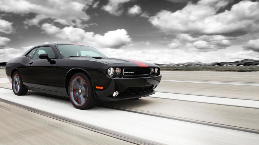 2012 Dodge Challenger Rallye Redline introduced