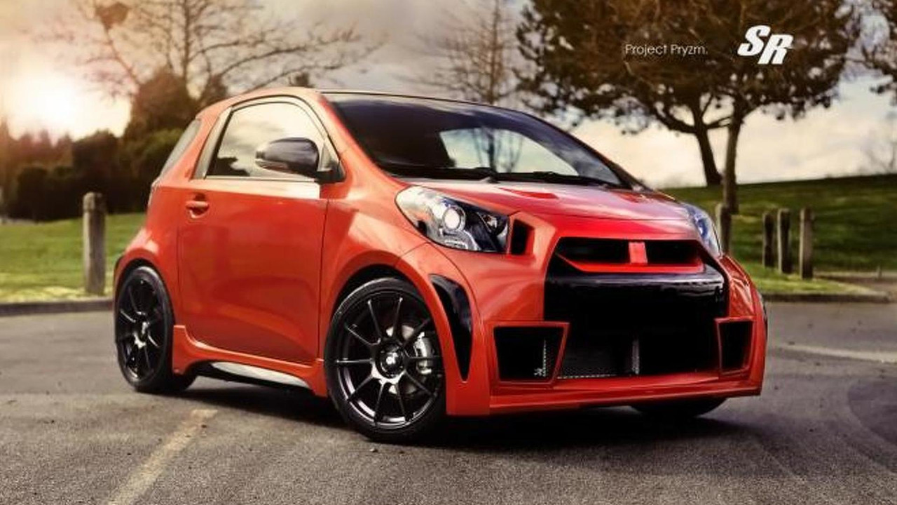 Scion iQ Project Pryzm by SR Auto 10.4.2012