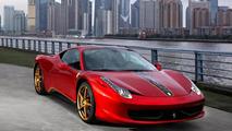 458 Italia special edition marks Ferrari's 20th anniversary in China