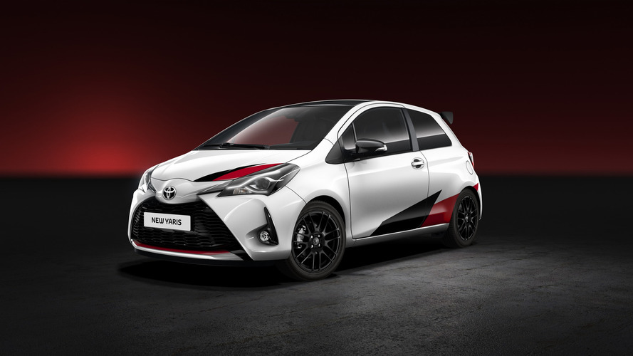 Primer video del Toyota Yaris GRMN