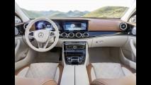Salão de Detroit: novo Classe E 2017 tem design de C e cabine de S