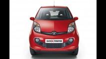 Tata Nano, o mais barato do mundo, ganha novo visual e câmbio automatizado