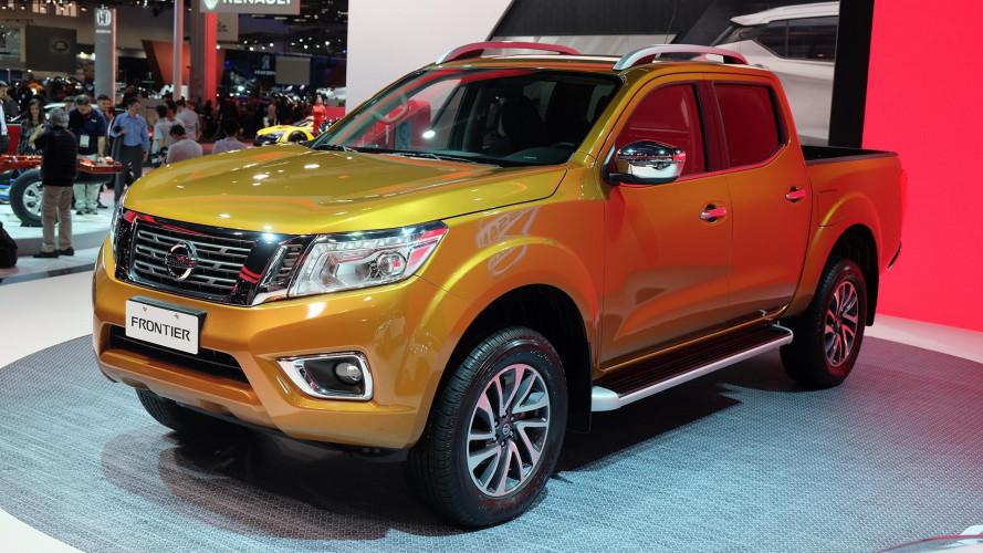 Vídeo - Nova Nissan Frontier promete a