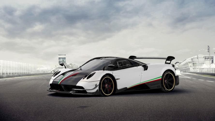 Reader envisions hardcore Pagani Huayra Weight Race edition