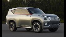 Nova geração do Pajero Full não é prioridade para Mitsubishi