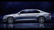 VW Phideon: novo sedã grande é para dono andar no banco de trás