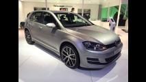 Buenos Aires: Golf com motor 1.6 16V antecipa modelo brasileiro