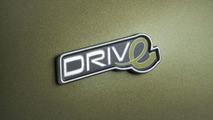 Volvo 1.6D DRIVe Efficiency emblem