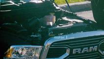 Ram 1500 Engine Spy Photos