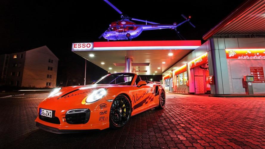 840 chevaux et 364 km/h pour la Porsche 991 Turbo S Wimmer !