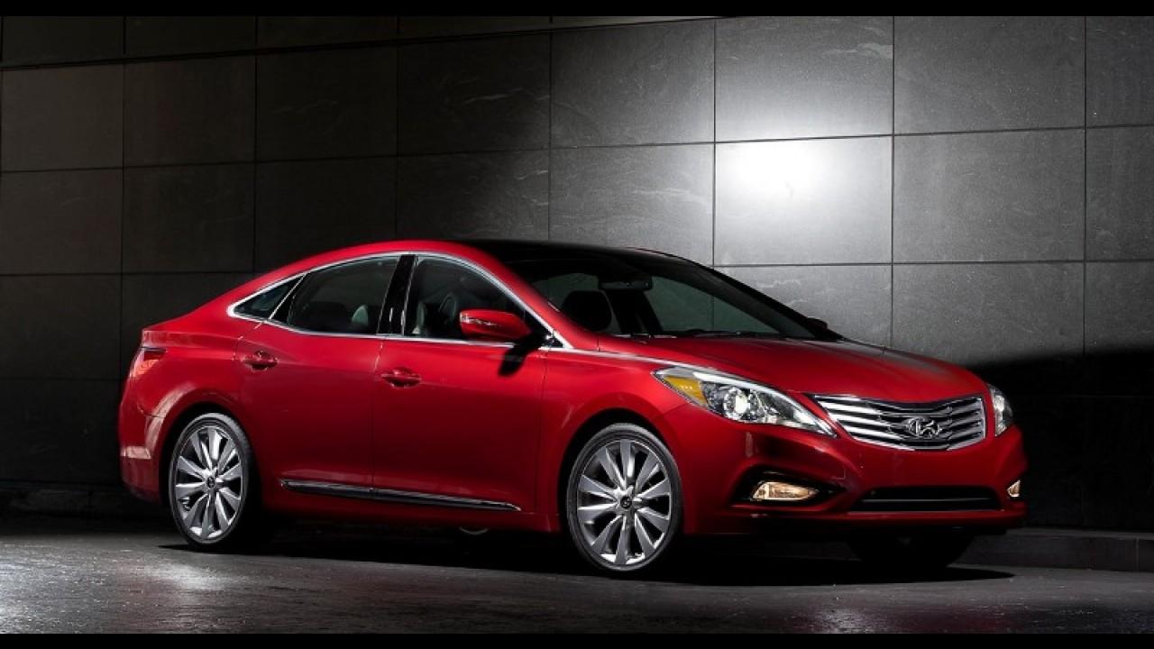 Foco nos SUVs: Hyundai muda estratégia e pode aposentar Azera nos EUA