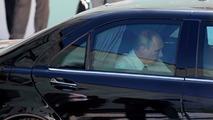 Vladimir Poutine Mercedes S600 Pullman Guard