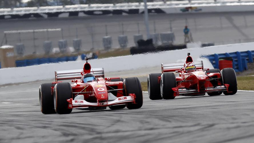 Ferrari Finali Mondiali et Motorsport.com à Daytona
