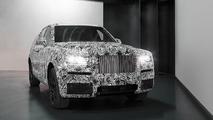 Rolls Royce Cullinan - Une étape supplémentaire dans le développement de son tout-terrain