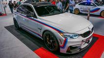 SEMA 2016 - BMW M3 BMW Performance parçaları