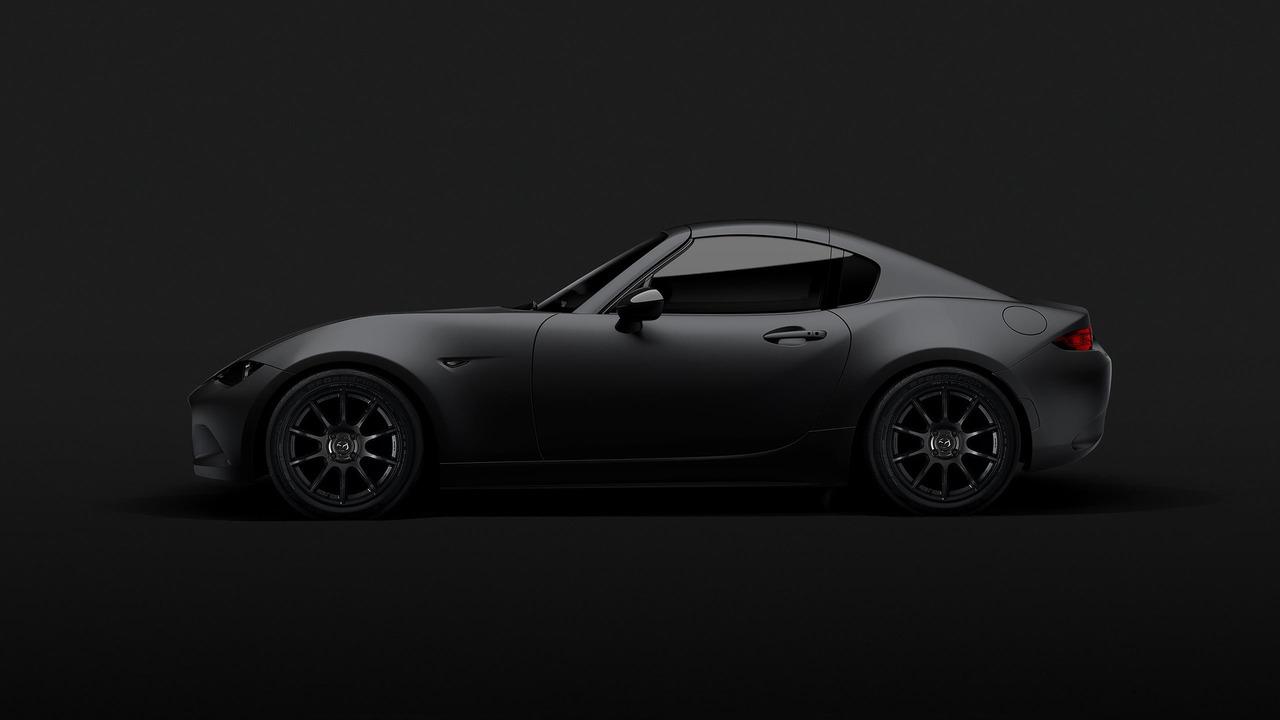 Mazda 2016 SEMA Concept Teaser