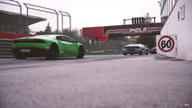 Lamborghini Huracan Performante at Imola