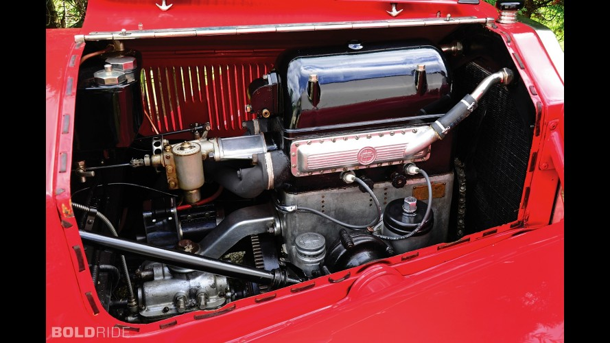 Lancia Lambda Torpedo 7th Series