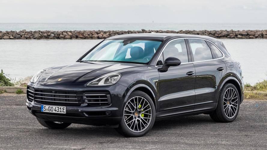 2019 Porsche Cayenne E-Hybrid First Drive: Amazing Mainstream