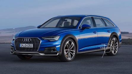 Yeni Audi A6 Allroad böyle mi görünecek?