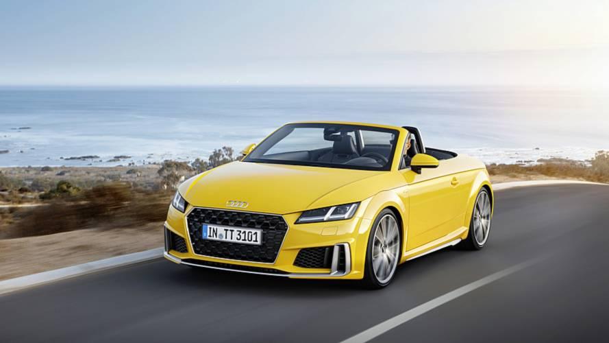 Csak ott frissült, ahol szükség volt rá - megérkezett az új Audi TT