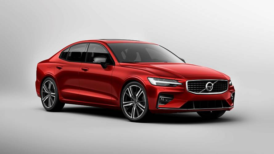 Volvo, spor sedan modeli S60'ın yeni jenerasyonunu tanıttı