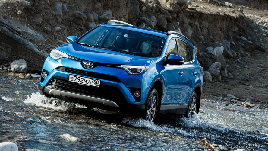 Toyota RAV4 Diesel Production Comes To An End