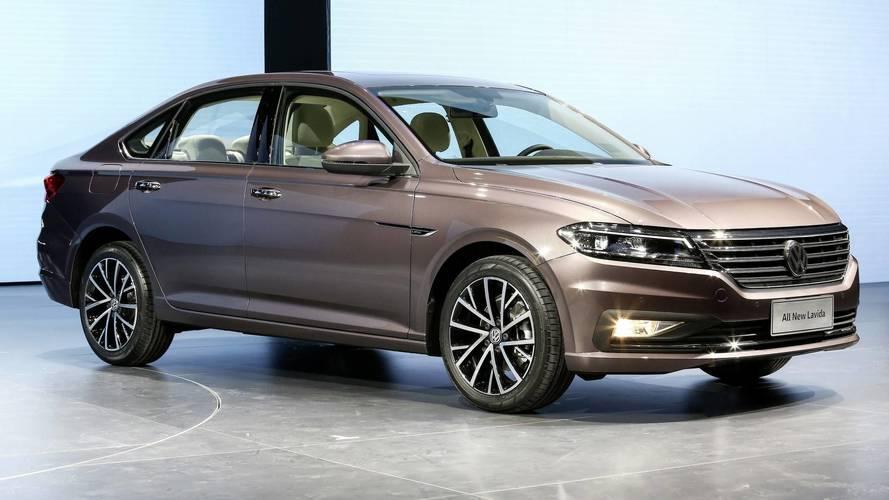 2018 VW Lavida Debuts In Beijing With Oh-So-Familiar Design