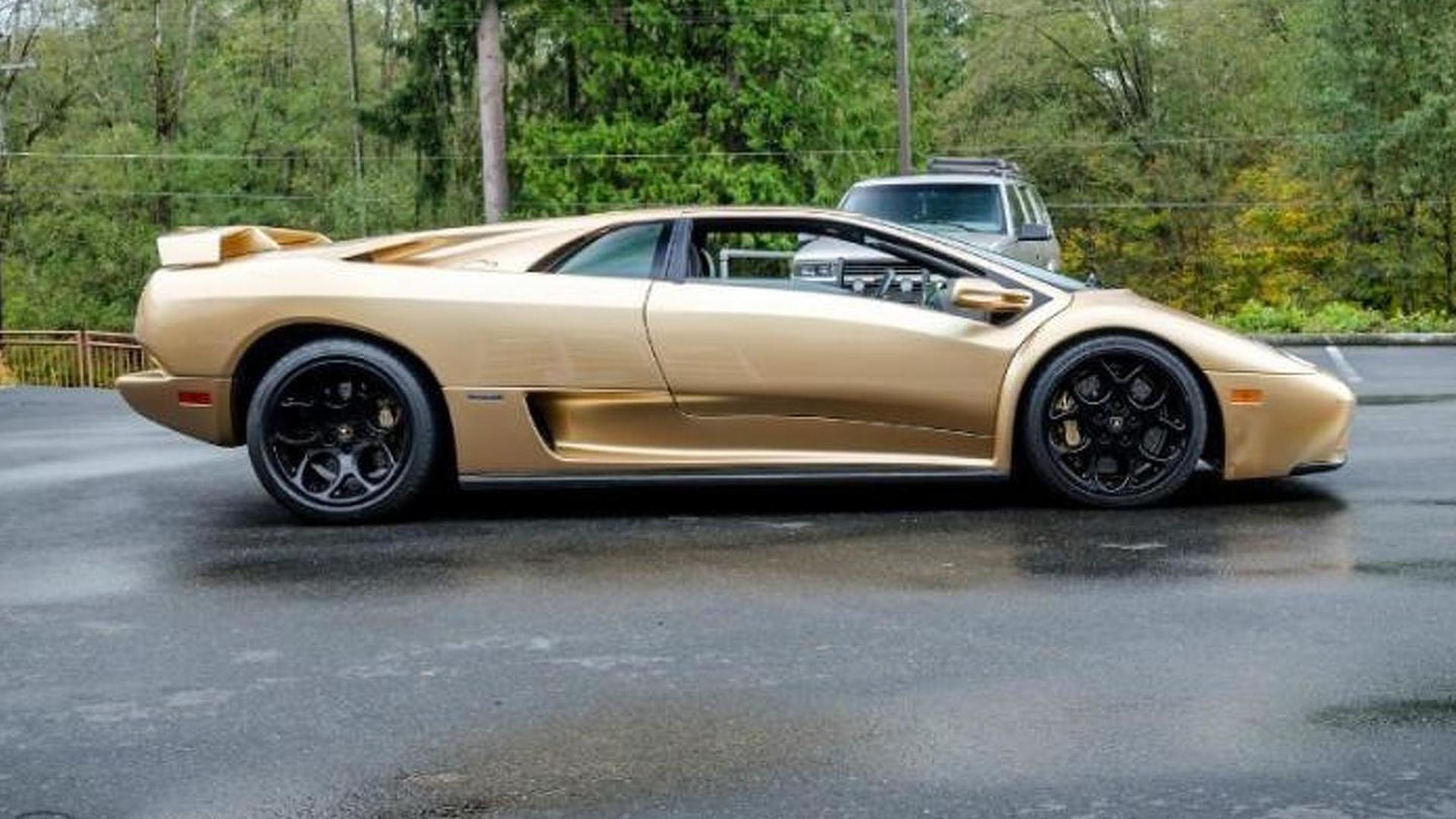 Коллекционный Lamborghini Diablo 6.0 SE