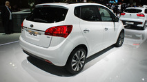 2015 Kia Venga facelift at 2014 Paris Motor Show