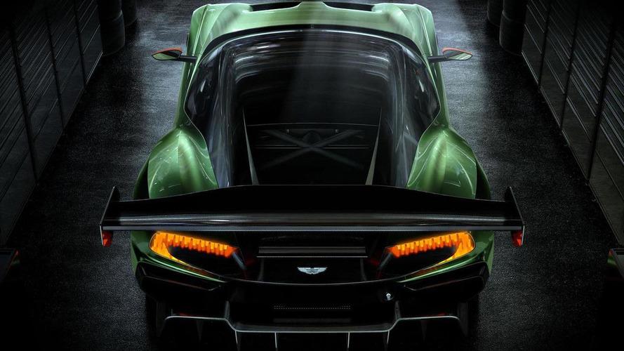 """Aston Martin grabs """"Aeroblade"""" trademark"""